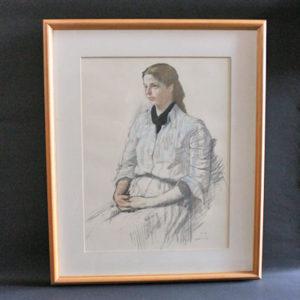 絵画の写真